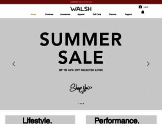 normanwalshuk.com screenshot