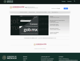 normatividaddecomunicacion.gob.mx screenshot