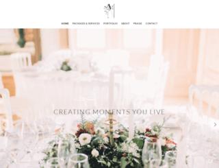 normie-weddingplanner.com screenshot
