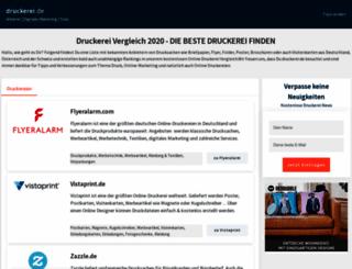 normprint.com screenshot