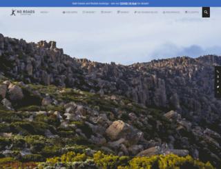 noroads.com.au screenshot