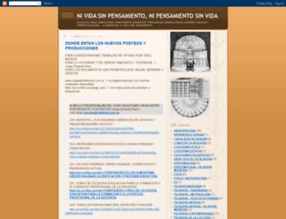 norojorgefilosofia.blogspot.com.ar screenshot
