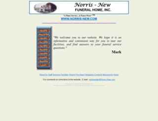 norris-new.com screenshot