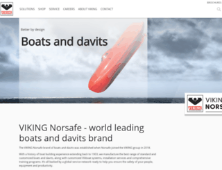 norsafe.com screenshot