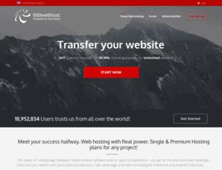 nortev.net63.net screenshot