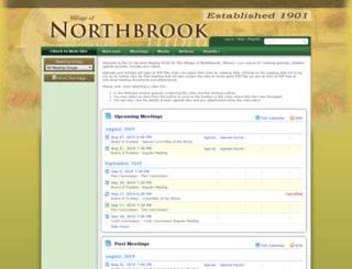 northbrookil.iqm2.com screenshot