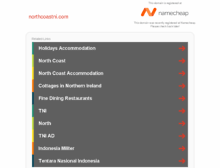 northcoastni.com screenshot