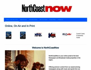 northcoastnow.com screenshot