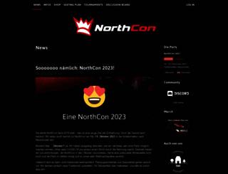 northcon.de screenshot