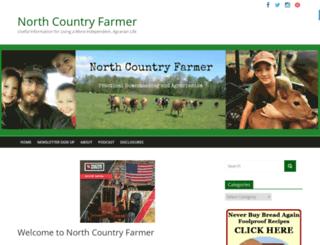 northcountryfarmer.com screenshot
