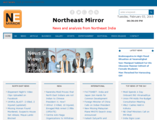 northeastmirror.com screenshot