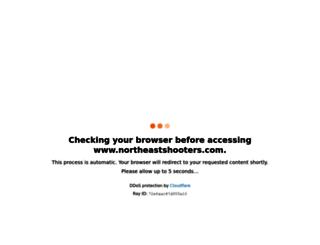 northeastshooters.com screenshot