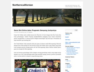 northerncalifornian.com screenshot