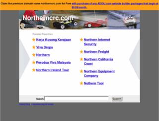 northerncrc.com screenshot