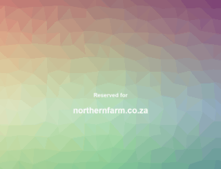 northernfarm.co.za screenshot