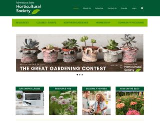 northerngardener.org screenshot