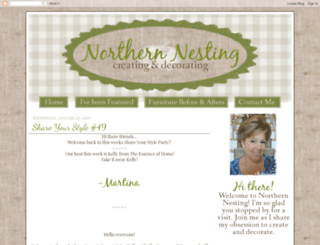 northernnesting.blogspot.com screenshot