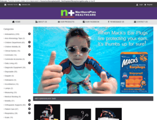 northernplas.com screenshot
