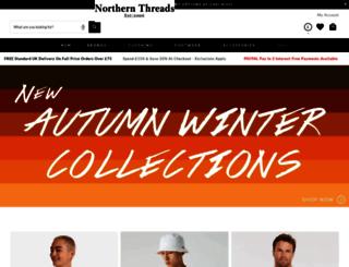 northernthreads.co.uk screenshot