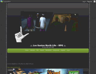 northlife.dust.tv screenshot