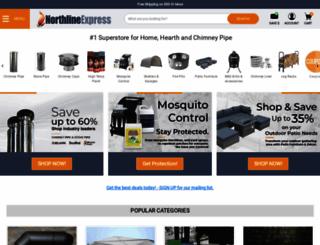 northlineexpress.com screenshot