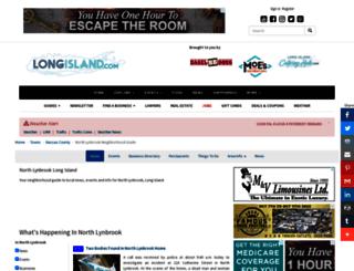 northlynbrook.longisland.com screenshot