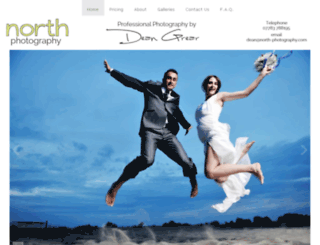 northphotographer.co.uk screenshot