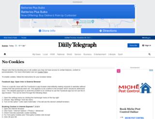 northshoretimes.com.au screenshot