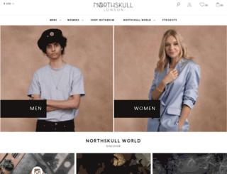 northskull.com screenshot