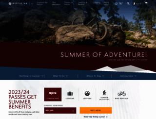 northstarattahoe.com screenshot