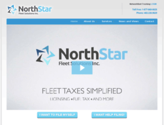 northstarfleet.com screenshot