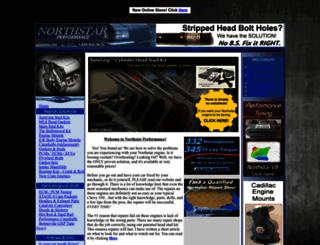 northstarperformance.com screenshot