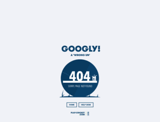 northtynescl.play-cricket.com screenshot