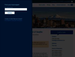 northwest.invisiblefence.com screenshot