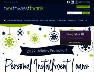 northwestbankrockford.com screenshot