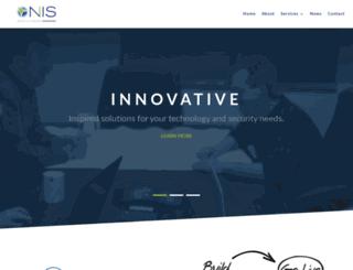 northwestinformationservices.com screenshot
