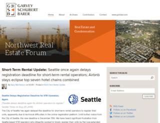 northwestlandlawforum.com screenshot