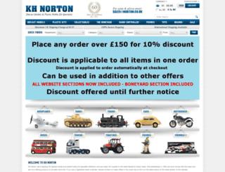 norton.co.uk screenshot