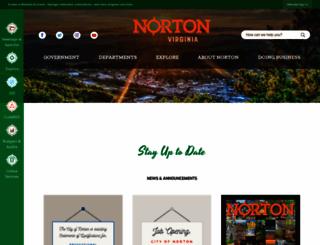nortonva.gov screenshot
