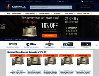 norwall.com screenshot