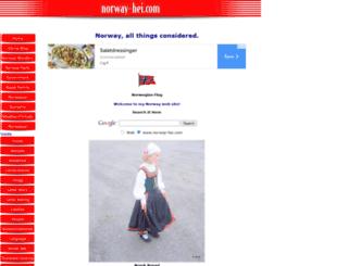 norway-hei.com screenshot