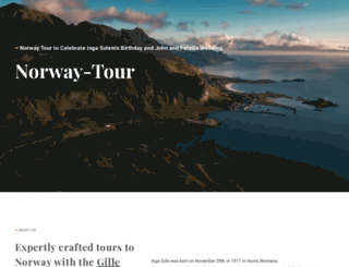 norway-tour.com screenshot