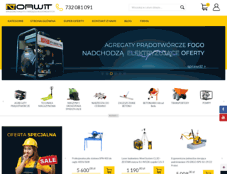 norwit.pl screenshot