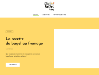 nos-bel-idees.fr screenshot