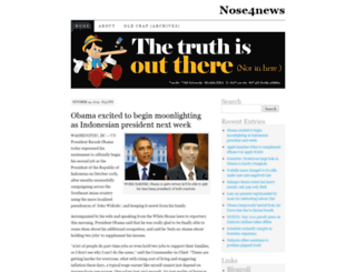nose4news.wordpress.com screenshot