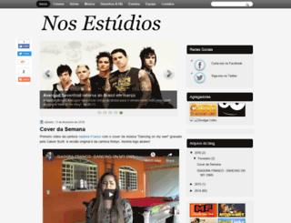 nosestudios.blogspot.com.br screenshot