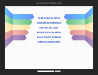 noshfoodmarket.com screenshot