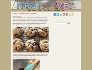 noshwithme.com screenshot