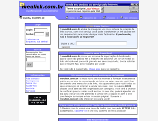 nossolink.com screenshot