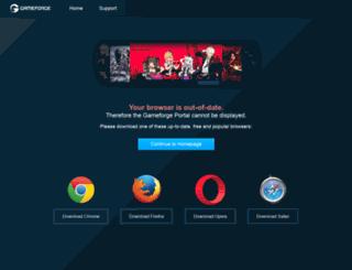 nostale.web.tr screenshot